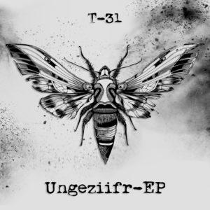 T-31 – Ungeziifr-EP Vinyl inkl. Download Code