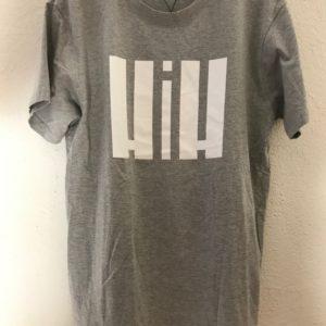 "T-Shirt ""HiH"" Grösse XL (grau)"