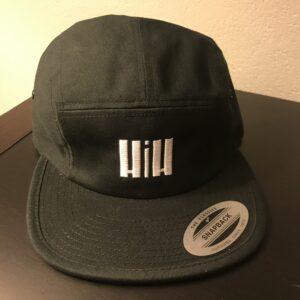 Jockey Cap (schwarz)