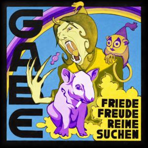 Gabe – Friede Freude Reime Suchen   ¦   LP-Schallplatte ¦   Vinyl inkl. Downloadcode